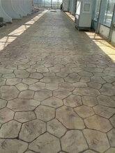 烟台水泥压模地坪-优惠价格图片