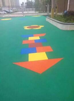 南京运动球场塑胶地坪专业售后