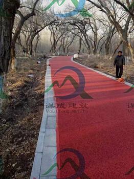 宣布:扬州混凝土透水路面--哪家好