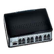 模擬線路電話錄音盒高效電話錄音系統圖片