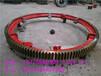 20模数140齿销轴式弹簧板烘干机大齿轮复合肥包膜机大齿圈小齿轮总成传动