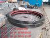 122齿16模数滚齿机加工Φ1.5米滚筒烘干机大齿轮