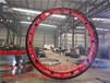煤泥重型滚筒式干燥机大齿圈分体烘干机大齿轮