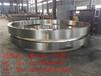 烘干机大齿轮铸钢实心矩形烘干机滚圈配件