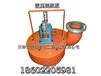 小型泥浆泵4寸泥浆泵无需电源便携式小型液压泥浆泵YBDN100