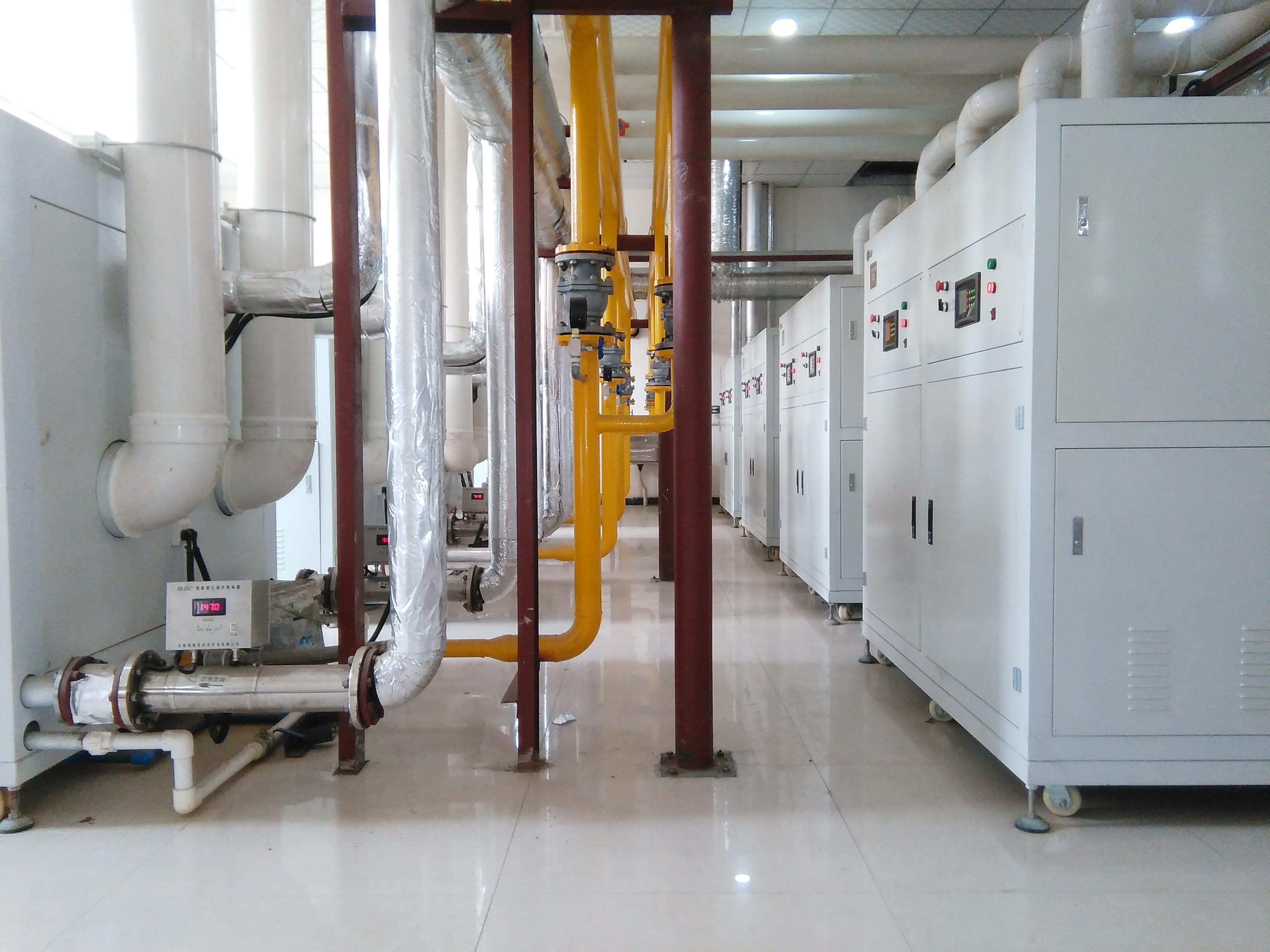 冷凝燃气锅炉 低氮冷凝模块锅炉