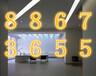杭州企業餐廳燈光照明設計杭州專業裝飾公司