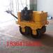 双钢轮压路机柴油振动压路机河池热销手扶式压路机