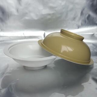 耐低温一次性塑料碗/pp真空气调梅菜扣肉碗图片5