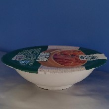 盒式连续真空包装机专用pp塑料碗/梅菜扣肉碗图片