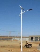 供应雅安眉山甘孜阿坝优质太阳能路灯新农村建设路灯图片
