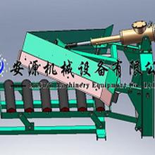 沧州单双侧犁式卸料器犁头右装卸料器图