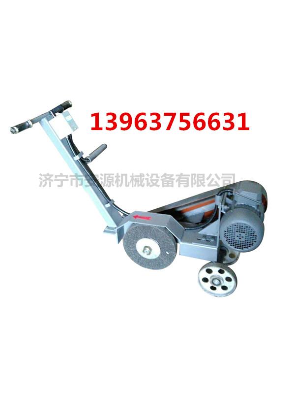 手推式砂轮机磨削大型工件焊缝手推式砂轮机