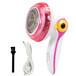 新品7W大功率剃毛器USB充电式衣物去球器除毛器?#21738;?#40479;毛球修剪器