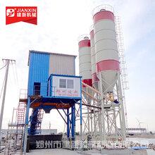 建新HZS60混凝土搅拌站交付四川攀枝花客户