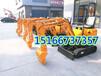 广西梧州万秀区浩鸿迷你型农用挖掘机小型液压挖坑机价格