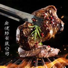 盱眙牛排厂家专业生产原切牛排西餐厅专供
