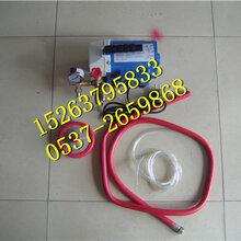 濟寧鑫宏DSY-60大流量電動試壓泵手提式電動試壓泵圖片