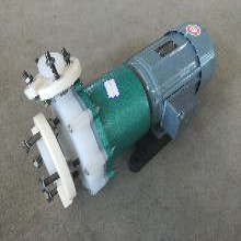 供应安徽腾龙泵阀制造有限公司,氟塑料磁力泵图片