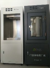 遼寧門窗隔熱隔音體驗柜三合一體驗箱三性檢測儀一體式體驗箱圖片
