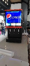 淮北可乐饮料机鸡排店冰淇淋机图片