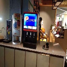 池州可乐糖浆包火锅店冷饮机图片