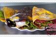 烟台小吃专业特色加盟-创业专业培训中心-果蔬营养煎饼