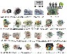 透明电动机与变压器模型类动平衡原理实验台