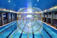安徽蚌埠水訓游泳池可場地定制各種形狀鋼結構裝配式游泳池