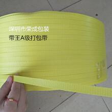 深圳PP塑料打包带-塑料扣打包带专用图片