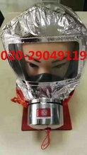 過濾式消防自救呼吸器火災防煙逃生面具逃生面罩TZL30圖片