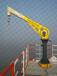 供应中际联合3slift小型吊装机海上吊机船舶吊机