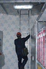 中际联合3SLift铝合金爬梯、云梯高空作业攀爬设备