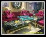 百欧供应安徽KTV雕花沙发外架玻璃钢树脂欧式沙发外架