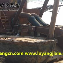 葫芦岛绞吸式抽沙船介绍
