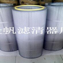 木浆纤维纸质粉尘滤芯