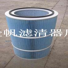 除尘器阻燃滤筒P181011空气滤芯320X660