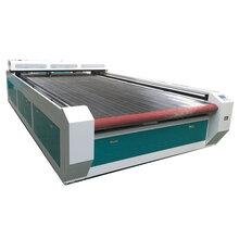 红太阳1825布料皮革双头自动送料/激光切割机/数控激光裁床