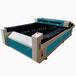 窗帘激光切割机大型墙布样本激光裁床裁剪机/全自动切割设备
