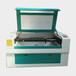 厂家供应ccd摄像头绣花布料裁剪机器/数码激光贴花切割机