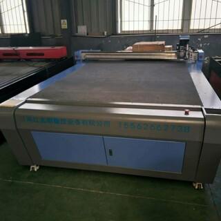 济南红太阳生产厂家销售供应全自动震动刀切割机皮革剪裁设备图片5