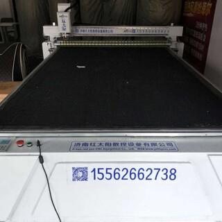 济南红太阳生产厂家销售供应全自动震动刀切割机皮革剪裁设备图片2