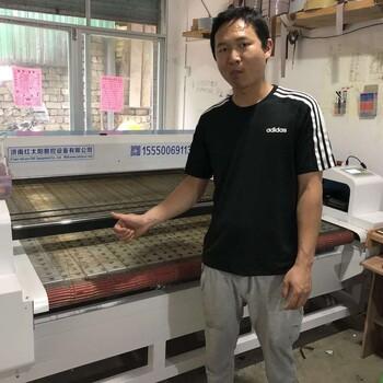 濟南紅太陽生產廠家銷售供應全自動震動刀切割機皮革剪裁設備