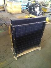 拆炉机配件散热器图片