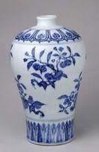 大明宣德青花瓷器拍卖最新价格资料整理---北京古玩杨力
