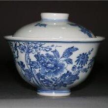 清代瓷器茶碗北京鉴定价格评估权威机构