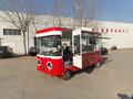 厂家直销电动小吃车电动早餐车快餐车图片
