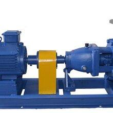 IH型卧式耐腐蚀化工泵离心泵图片