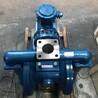 电动隔膜粉尘泵