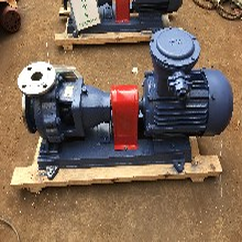 不锈钢化工离心泵IH80-65-160化工泵污水泵脱硫泵?#35745;? onerror=